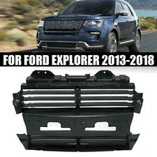 ABS Black Radiator Shutter Assembly JB5Z-8475-A For FORD EXPLORER 2013-2018