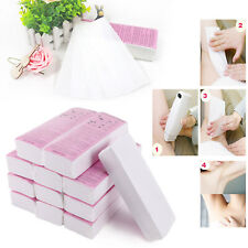 Pack of 1000 Paper Strips Wax Waxing Leg Body Non - Woven Professional Quality