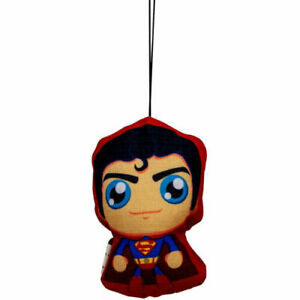 Superman Air Freshener. Vanilla Scented. New in package.