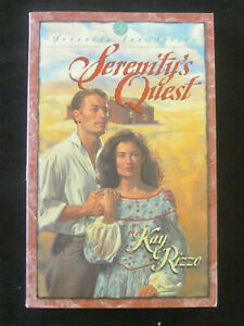 SERENITY'S QUEST (SERENITY INN SERIES #2) by KAY RIZZO EXC S/C 1998 HISTORICAL