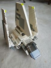 LEGO 7166 -  STAR WARS Imperial Shuttle - incomplete - 2 minifigs