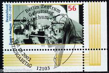 Bund 2284  Eckrand mit Berliner ESST Stempel