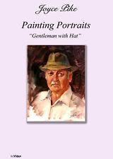 Oil Painting DVD Video Portrait NEW Joyce Pike JP6768d