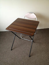 Folding exam class room dinner dining camping Laptop study bistro Table & chair