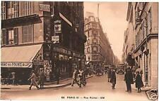 CPA Paris Rue Richer (96267)