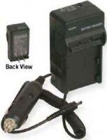 Charger for Sony DSC-W210 DSC-W210P DSC-W210G DSC-W215 DSC-W220 DSC-W220B