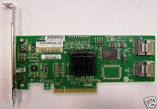 Intel SASUC8I RAID Controller SAS/SATA 3Gb/s PCIe x8 Low Profile Customer Return