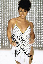 Hayley Tamaddon SIGNED Autograph 12x8 Photo AFTAL COA Sexy Dancing on Ice babe