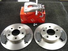 Vauxhall ZAFIRA 1.7 1.9 CDTi Turbo 06-2011 disque de frein arrière 1 étrier frein arrière