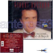 """GIANNI NAZZARO """"CANTO TUTTI I MIEI SUCCESSI"""" RARO CD 94"""