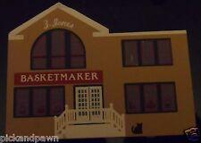 Vintage 1991 The Cat's Meow Liberty Street Series Z. Jones Basketmaker Village