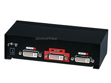 2X1 Enhanced Powered DVI Switcher Switch 4069
