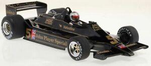 LOTUS FORD 79 JPS F1 car M Andretti or R Peterson 1978 1:18 MCG 18604 18605