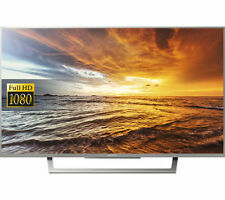 "SONY Bravia 32WD752SU Smart 32"" LED TV Full HD 1080p Freeview Wifi Silver"