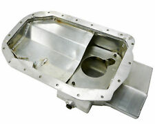 Aluminum Oil Pan For Mitsubishi 1989 To 1994 Eclipse 4G63T 2.0T 6.25QT By OBX