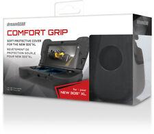 New Nintendo 3DS XL Comfort Grip Case - Transparent Black for New 3DS XL