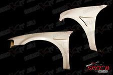 Aerokit R1 Front Fender WIDE wings bodykit Mitsubishi EVO Lancer 4 5 6 EVOLUTION
