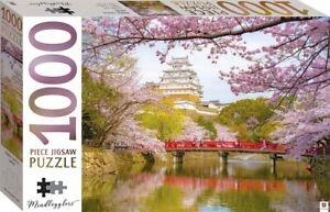 1000 Piece Jigsaw Puzzle - Himeji Castle, Japan