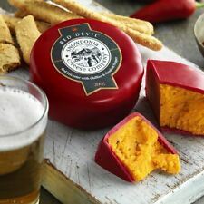 Snowdonia Cheese Red Devil Cheddar With Chillies 4 x 200g
