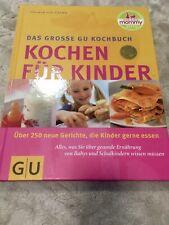 Kochen für Kinder GU Ratgeber Ernährung von Cramm Buch Zustand Sehr Gut