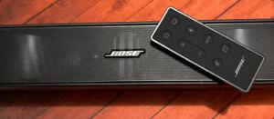 Bose Solo 5 TV Surround Soundbar Wireless Subwoofer Sound System with remote