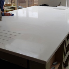 White Carrara Quartz Worktop Sample Kitchen Worktop Granite Marble Worktop cc58
