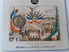 2 Euro 2015 Föderation in Coincard Color