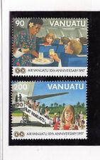 Vanuatu Aviones Serie del año 1997 (CL-844)