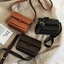Women's Small Mini Faux Leather Single Shoulder Bag Crossbody Purse Cute Satchel