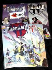 COMIC BOOK COMICS DINASTIA DE M Panini Comics del 1 al 4 GRAPA Español Edicion