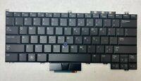 Genuine OEM Dell Latitude E4300 laptop US ENGLISH Backlit Keyboard KR737 0KR737