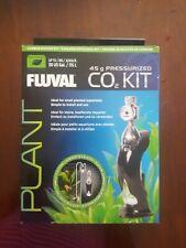 Fluval Plant 45 g Pressurized Aquarium CO2 Kit- Up to 30 Gallons