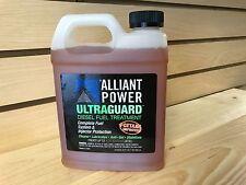 Alliant Power Ultraguard Diesel Fuel Treatment #AP0502 32oz treats 125 gallons