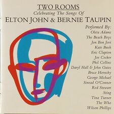 CD - Two Rooms - Celebrating The Songs Of Elton John & Bernie Taupin - #A1000