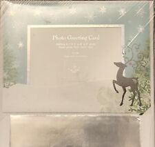 Burgoyne Photo Holiday Christmas Cards 40 Cards With Envelopes New FactorySealed