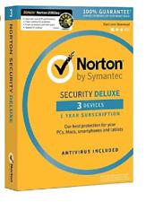 NORTON SECURITY DELUXE 3 DEVICE