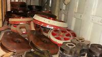 Balkancar - Posten Ersatzteile für Seilzug und Kran, Seilführung Bremsscheibe