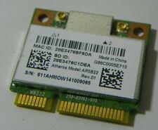 New Toshiba G86C0005E710 Atheros AR5B22 a/b/g/n Dual-band Wireless BT PCIe Half