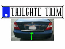 Toyota CAMRY 02 03 2004 2005 2006 2007-2011 Chrome Tailgate Trunk Trim Molding