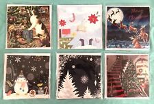 Lot of 6 - Up With Paper Pop-Up Christmas Cards Assorted Variety - New - $42