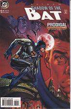 BATMAN SHADOW OF THE  BAT  N°  32  Albo in Americano