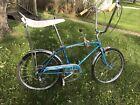 VINTAGE SKY BLUE 1966 SCHWINN STINGRAY  5 Speed Fastback BIcycle