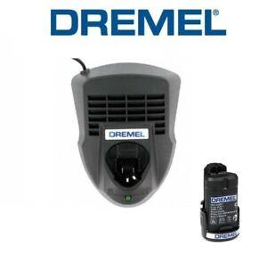 DREMEL Battery Charger (7.2V-Li) (For the: Dremel 8100 Cordless Multi-Tool)