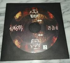 RARE NEW ALLA XUL ELU A.X.E ALMIGHTY CD SAMPLER TWIZTID ICP MNE JUGGALO