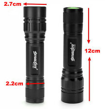 6000 LM 3 Modes CREE XML T6 LED 18650 Zoomable Flashlight Torch Lamp Light A1