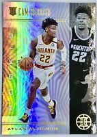 2019-20 Panini Illusions Cam Reddish Rookie RC Refractor Atlanta Hawks 📈🔥