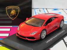 2014 Lamborghini Huracan LP610-4 red 1/43 LEO