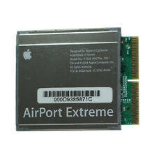 Apple A1026 AirPort Extreme Card 802.11G For G4 G5 iBook iMac PowerBook PowerMac