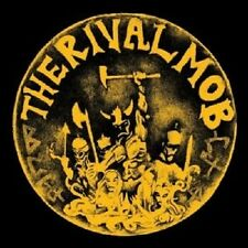 THE RIVAL MOB - MOB JUSTICE  CD 12 TRACKS ROCK HARDCORE NEW+