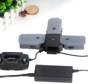 Charging Hub for DJI Mavic Pro 80W Rapid Battery Charger